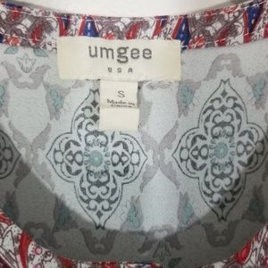 Umgee Dresses - Umgee Bohemian Dress Size Small